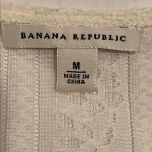 Banana Republic Tops - Feminine Lace Top